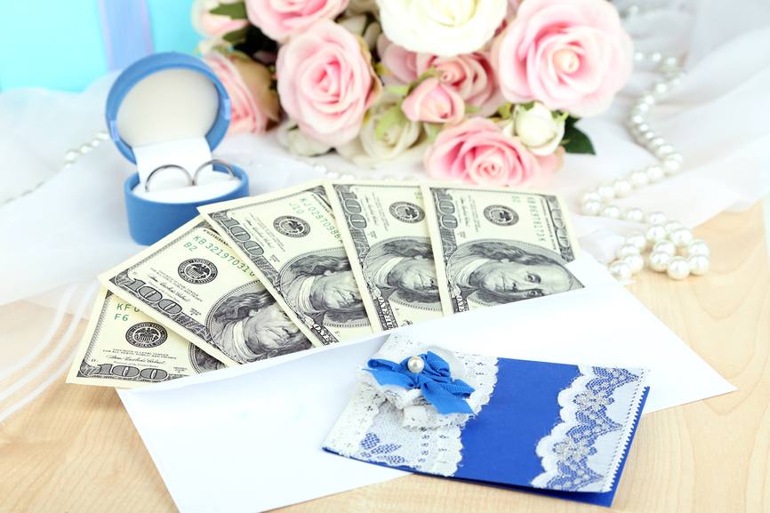 среди программ сколько денег дарят на свадьбу четко определяется