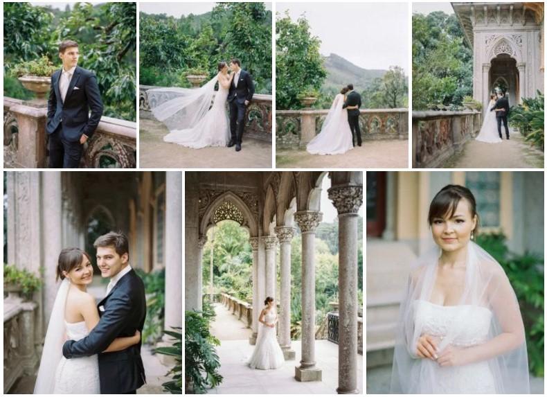 5da59bfe15f45d6 И если в жизни пара элегантна и официальна, то их праздник должен быть  именно таким. А уж какой красивой может быть классическая свадьба, смотрите  ниже.