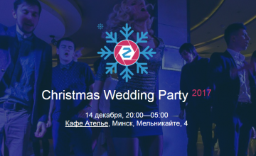 Christmas Wedding Party 2017